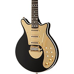 Brian May Guitars Brian May Signature Electric Guitar (BMW-BLK)