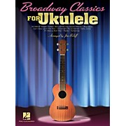 Hal Leonard Broadway Classics For Ukulele Songbook