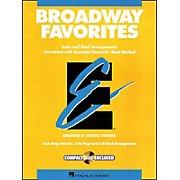 Hal Leonard Broadway Favorites Baritone T.C. Essential Elements Band