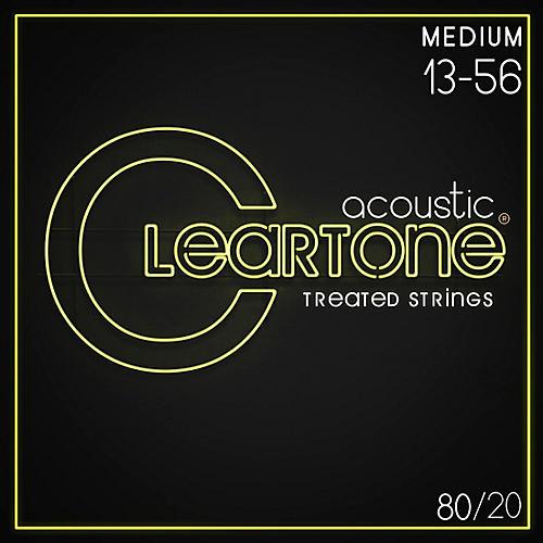 Cleartone Bronze Acoustic Guitar Strings Medium