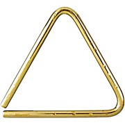 Grover Pro Bronze Hammered Lite Symphonic Triangle