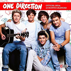 Browntrout Publishing One Direction 2014 Calendar Square 12x12 (9781465016058)