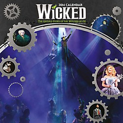 Browntrout Publishing Wicked 2014 Calendar Square 12x12 (9781620211496)