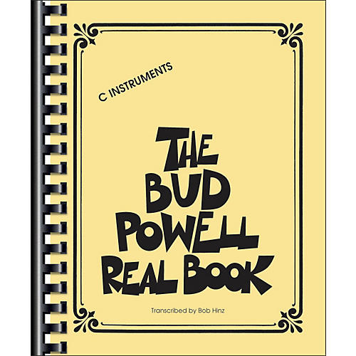 Hal Leonard Bud Powell Real Book