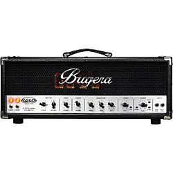 Bugera 6260 Infinium 120W 2-Channel Tube Guitar Amp Head (6260INFINIUM)