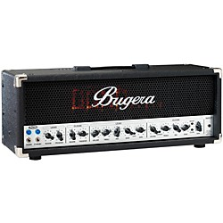 Bugera 6262 Infinium 120W 2-Channel Tube Guitar Amp Head (6262INFINIUM)