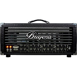 Bugera TRIREC INFINIUM 100W 3-Channel Tube Guitar Amplifier Head (TRIREC INFINIUM)