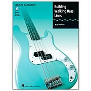 Hal Leonard Building Walking Bass Lines (Book/CD)