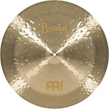 Meinl Byzance Jazz China Ride with sizzles Traditional Cymbal