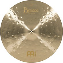Meinl Byzance Jazz Series Medium Ride Cymbal