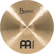 Meinl Byzance Medium Crash Traditional Cymbal