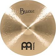 Meinl Byzance Medium Crash Traditional Cymbal