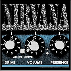 C&D Visionary Nirvana Amp Sticker (S-7832)