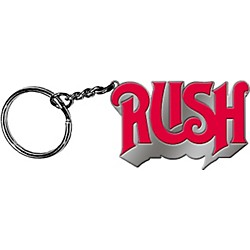 C&D Visionary Rush logo Metal Keychain (K-2727-E)