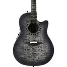 Ovation C2079AXP-5S Exotic Wood Legend Plus Quilted Maple Acoustic-Electric Guitar