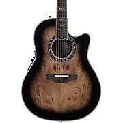 Ovation C2079AXP Exotic Wood Legend Plus Elm Burl Acoustic-Electric Guitar