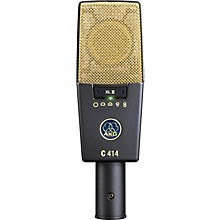 AKG C414 XL II Reference Multi-Pattern Condenser Microphone
