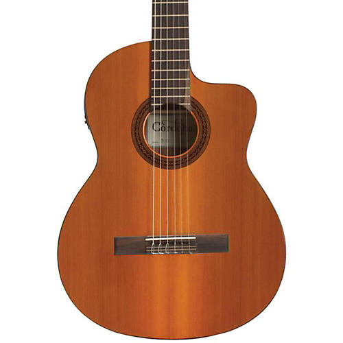 Cordoba C5-CE Classical Cutaway Acoustic-Electric Guitar-thumbnail