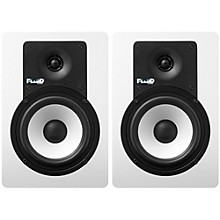 "Fluid Audio C5BT 5"" Bluetooth Studio Monitor - White (Pair)"