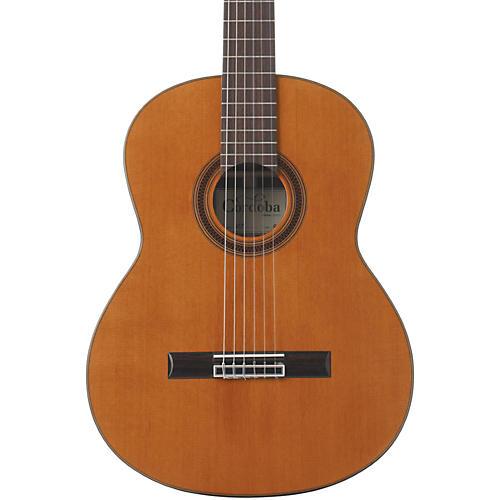 Cordoba C7 CD/IN Acoustic Nylon String Classical Guitar Natural
