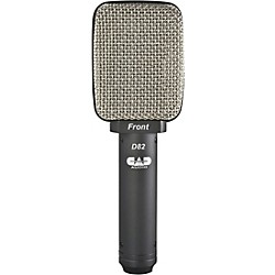 CAD D82 Figure-of-Eight Ribbon Cabinet/Percussion Microphone (D82)