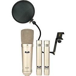 CAD GXL2200/1200 Stereo Studio Microphone Pack (GXL2200 Studio Pack)