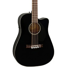 Fender CB-60SCE Acoustic-Electric Bass Guitar