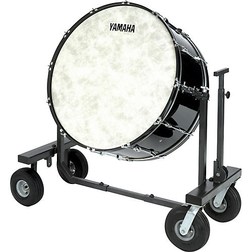 Yamaha CB-632 Concert Bass Drum With Tough Terrain Frame & Cover-thumbnail