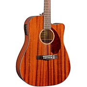 Fender CD-140SCE Mahogany Top Acoustic-Electric Guitar