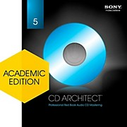 Magix CD Architect 5.2 - Academic Software Download