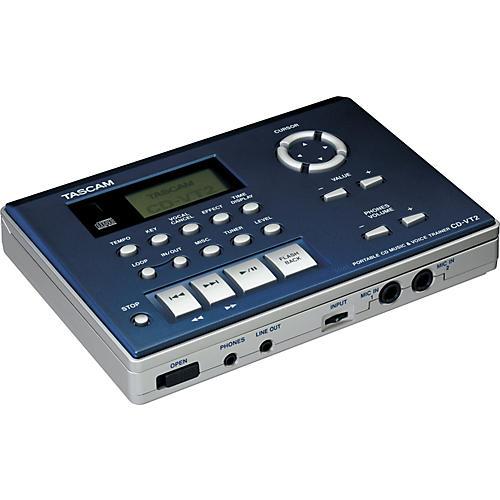 Tascam CD-VT2 Portable CD Vocal Trainer