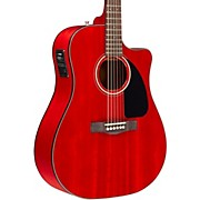 Fender CD140SCE Mahogany Acoustic Guitar