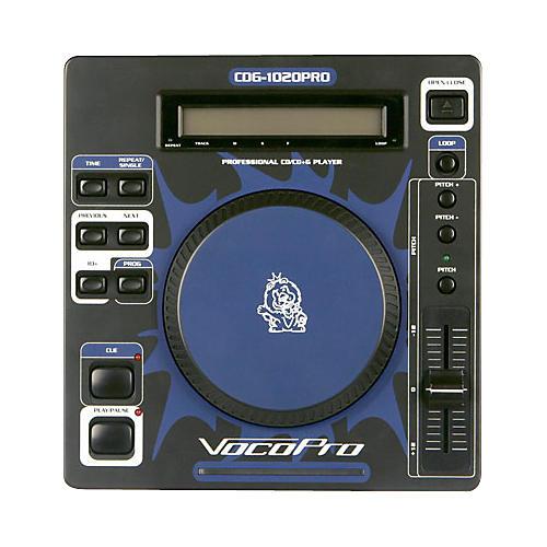VocoPro CDG-1020 PRO Hybrid CD & CDG Player-thumbnail