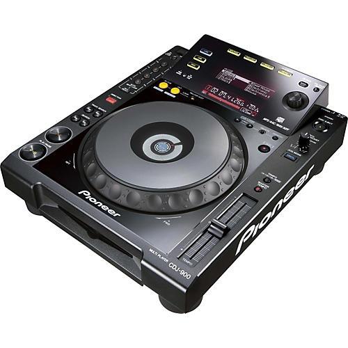 Pioneer CDJ-900 - Tabletop Multi-Player-thumbnail