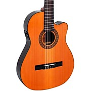 Giannini CDR-PRO Nylon String Acoustic-Electric Guitar