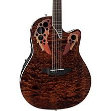 Ovation CE44P-TGE Celebrity Elite Acoustic-Electric Guitar