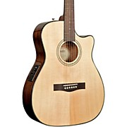 Fender CF-140SCE Folk Acoustic-Electric Guitar