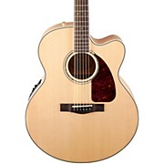 Fender CJ-290SCE Jumbo Cutaway Acoustic-Electric Guitar