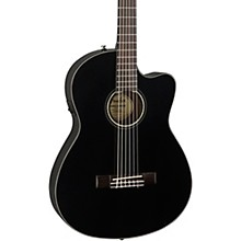 Fender CN-140SCE with Case Nylon String Acoustic-Electric Guitar