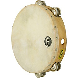 CP CP380 TAMBOURINE DOUBLE ROW (CP380)