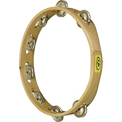 CP CP389 Tambourine HDLSS Single Row (CP389)