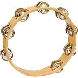 CP Headless Double Row Wood Tambourine (CP390_67695)