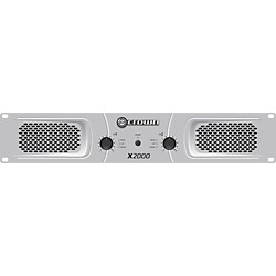 CROWN X2000 Stereo 2x450W Power Amp (NX2000-0-US)