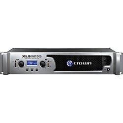 CROWN XLS2500 DriveCore Series Power Amp (XLS2500)