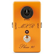 MXR Custom Shop CSP-101CL Script Logo Phase 90 with LED Guitar Effects Pedal