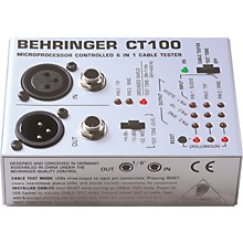 Behringer CT-100 Cable Tester