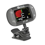 DeltaLab CT-30 Clip-On Tuner