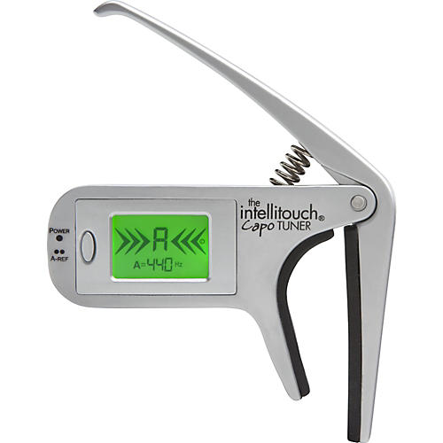 Intellitouch CT1 Capo Tuner Silver