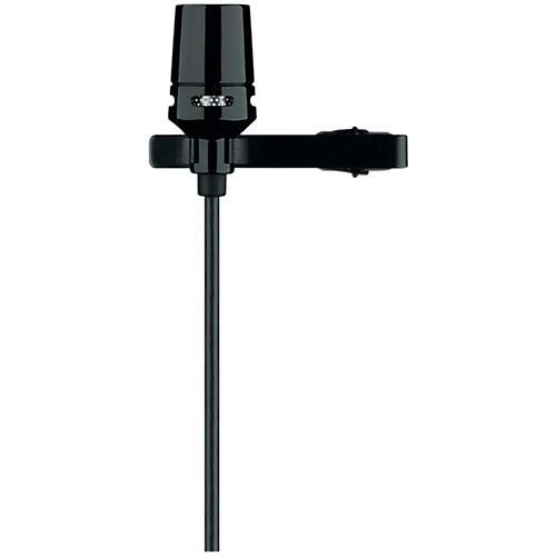 Shure CVL Centraverse Lavalier Condenser Microphone-thumbnail