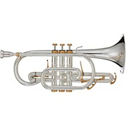 B&S CX X-Series Bb Cornet with Interchangeable Bells